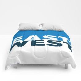 East of West Comforters