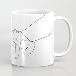 Pinky Swear Coffee Mug
