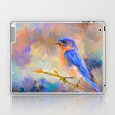 Bring On The Bluebirds Laptop & iPad Skin