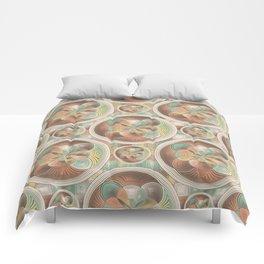 Complex geometric pattern Comforters