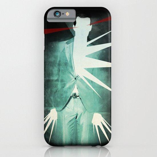 light suit iPhone & iPod Case
