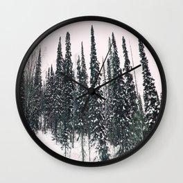 Winter day 11 Wall Clock
