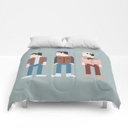 Back to the Future 8-Bit Comforters