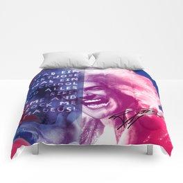 Rock Me Amadeus Comforters
