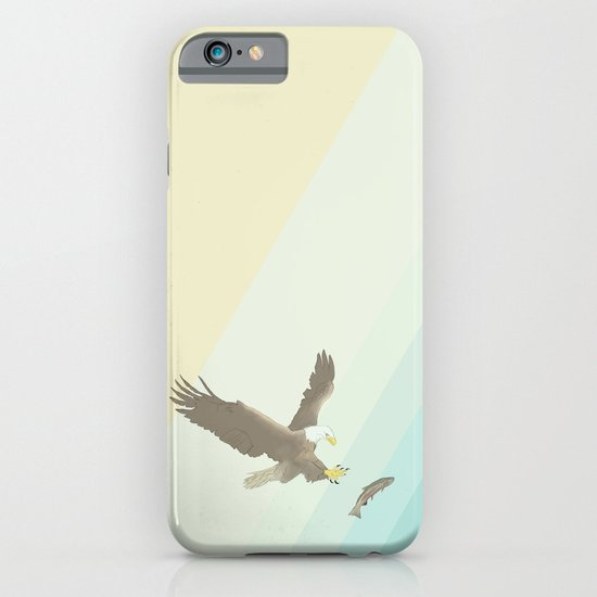 Eagle & Fish iPhone & iPod Case
