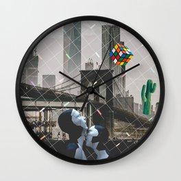 Strikhedonia Wall Clock