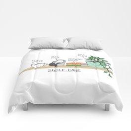 Weekend self-care Comforters