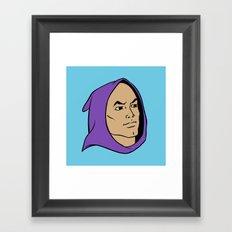 He Man Hoodie Framed Art Print