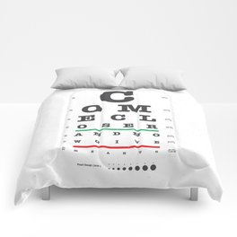Come Closer Comforters