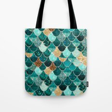 REALLY MERMAID Tote Bag