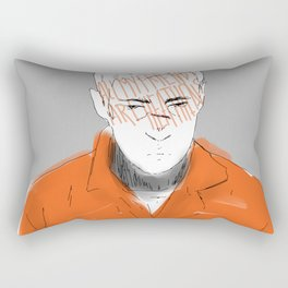 heathens - tyler joseph Rectangular Pillow