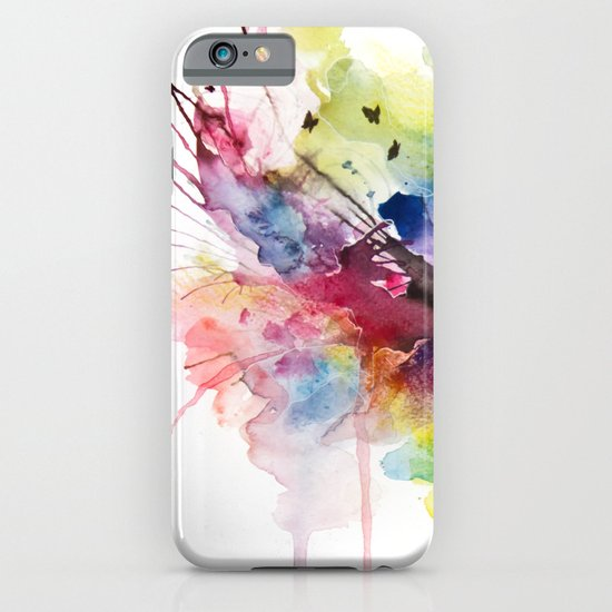 skies on fire iPhone & iPod Case