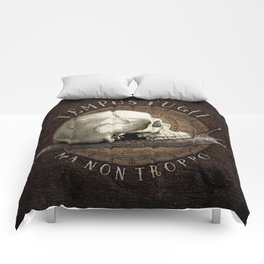 Tempus Fugit (ma non troppo) Comforters