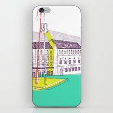 Urban Life II iPhone & iPod Skin