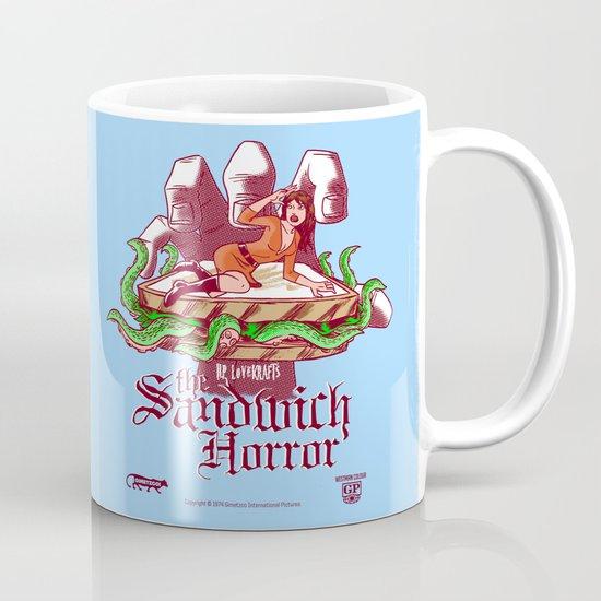H.P. LoveKRAFT's  The Sandwich Horror Mug