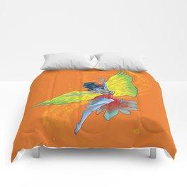 Colorful Flamenco Comforters