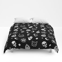 Witch pattern Comforters
