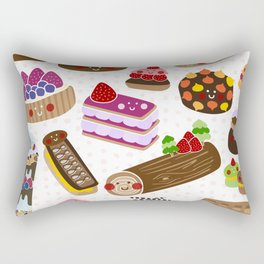 Petit Four Rectangular Pillow