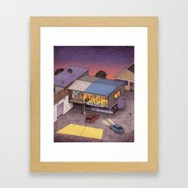 Le Bounty Framed Art Print