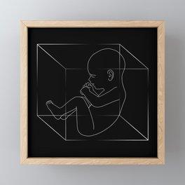Slowbreath Framed Mini Art Print