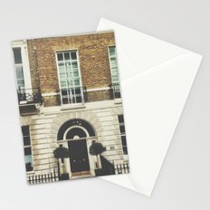 London Facade  Stationery Cards