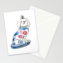 Fancy Little Dog  Stationery Cards