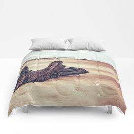 Ocean Driftwood Comforters