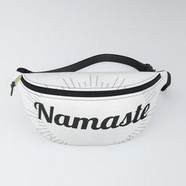 Namaste no.2 Fanny Pack