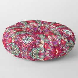 Kaleidoscope 2 Floor Pillow