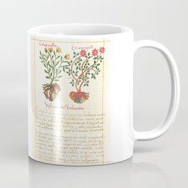 Ancient Plant Watercolour illustration Coffee Mug