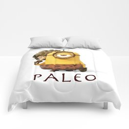 Paleo Minion Comforters