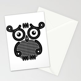 Owl VWB Stationery Cards
