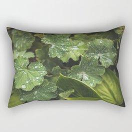 Live the leaves!!! Rectangular Pillow