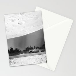 Moonlight Drive Stationery Cards