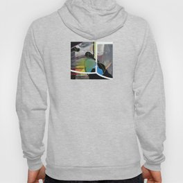 200% (oil on canvas) Hoody