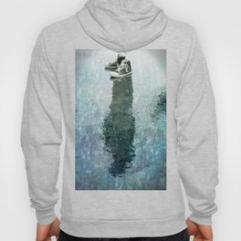 The Invisible Man Left View Hoody