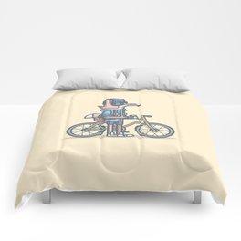 Hipster Fox Comforters