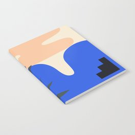 Shape study #14 - Stackable Collection Notebook