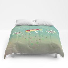 Deliciously al Dente Comforters