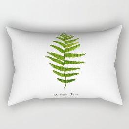 Ostrich fern Rectangular Pillow