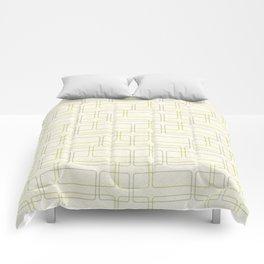 Cuadrados One Comforters