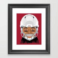 Faces- Arizona Framed Art Print