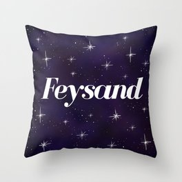Feysand design Throw Pillow
