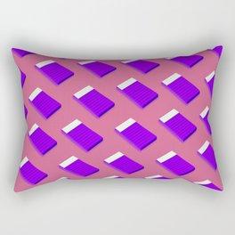 NOTAS ROSAS Rectangular Pillow