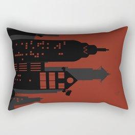 Knight Sky Rectangular Pillow