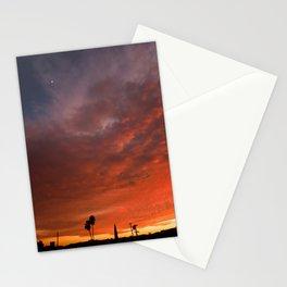NOHO Sunset Glory Stationery Cards