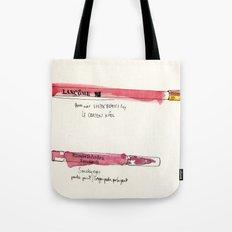 Le Crayôn Tote Bag