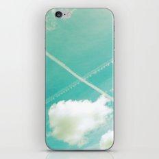 Scottish sky 2594 iPhone & iPod Skin