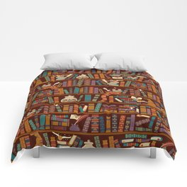 Bookshelf Comforters