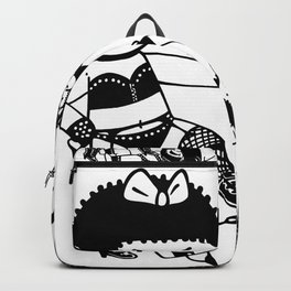 Slug 'Em Backpack